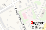Схема проезда до компании Городская больница №1 г. Дзержинска в Пыре