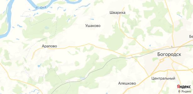 Непецино на карте