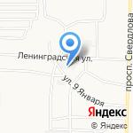Боярд на карте Дзержинска