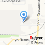 ПРОФИ на карте Дзержинска