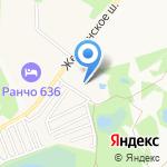 Триатлон на карте Дзержинска