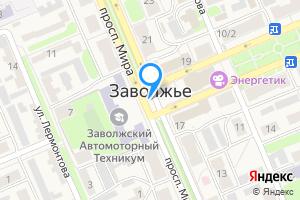 Сдается однокомнатная квартира в Заволжье Городецкий район