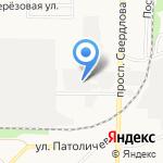 Альфа Трейдинг на карте Дзержинска