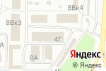 Схема проезда до компании ПроКрепёж в Дзержинске