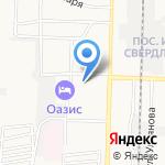 Lady на карте Дзержинска