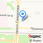 Элком-ТД на карте Дзержинска
