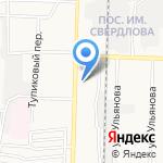 Вина Кубани на карте Дзержинска