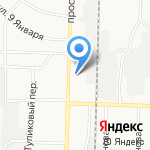 РусХимтрейд на карте Дзержинска
