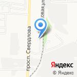 Стоматологический кабинет на карте Дзержинска