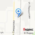 Премиум на карте Дзержинска