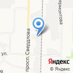 ЖБИ Стандарт на карте Дзержинска