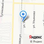 Билд Глобал на карте Дзержинска