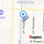 А-Соль на карте Дзержинска