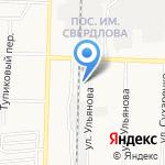АВАЛОН СЕРВИС на карте Дзержинска