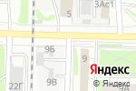Схема проезда до компании Мастак-НН в Дзержинске