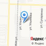 Детский сад №143 на карте Дзержинска