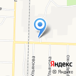 Удачная стройка на карте Дзержинска