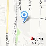 Столярная мастерская на карте Дзержинска