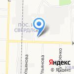 Europlat на карте Дзержинска