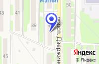 Схема проезда до компании ИНФОРМАЦИОННЫЙ ЦЕНТР ОПТИМА-ЗАВОЛЖЬЕ в Заволжье