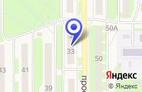 Схема проезда до компании ПРОМТОВАРНЫЙ МАГАЗИН ДМИТРИЕВСКИЙ в Заволжье