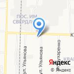 Грог на карте Дзержинска