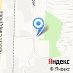 Дворец культуры им. Я.М. Свердлова на карте Дзержинска