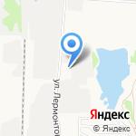 ВуденВуд на карте Дзержинска