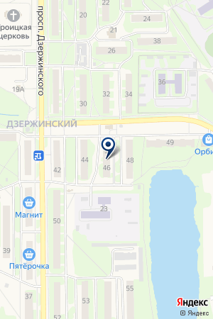 ПРОМТОВАРНЫЙ МАГАЗИН БАРС на карте Заволжья
