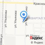 Привал на карте Дзержинска