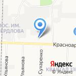 За! Окном на карте Дзержинска