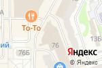 Схема проезда до компании Shiva в Дзержинске