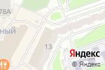 Схема проезда до компании Книжный магазин в Дзержинске