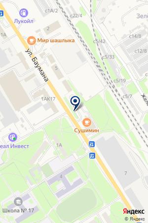 ЗАВОЛЖСКОЕ УПРАВЛЕНИЕ МЕХАНИЗАЦИИ СТРОИТЕЛЬСТВА на карте Заволжья