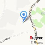 Государственная инспекция по маломерным судам на карте Дзержинска