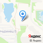 ГРЭЙДСТРОЙ на карте Дзержинска