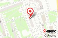 Схема проезда до компании Алкион в Дзержинске