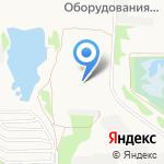 Трамвайное депо №2 на карте Дзержинска