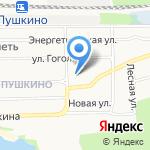 Гарант Строй на карте Дзержинска
