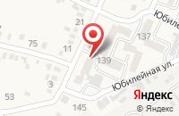 Схема проезда до компании ДЮСШ в Незлобной