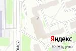 Схема проезда до компании Faberlic в Дзержинске