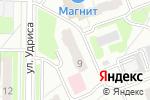 Схема проезда до компании Детская городская поликлиника №10 в Дзержинске