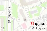Схема проезда до компании Спарта в Дзержинске