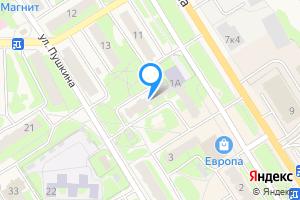 Снять однокомнатную квартиру в Заволжье Городецкий р-н, ул. Пономарёва, 1