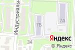 Схема проезда до компании Детский сад №36 в Дзержинске