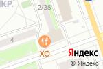 Схема проезда до компании Comepay в Дзержинске