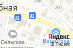 Схема проезда до компании Магнит Косметик в Незлобной