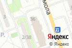 Схема проезда до компании IPS в Дзержинске