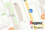 Схема проезда до компании Сёмины пирожки в Дзержинске