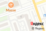 Схема проезда до компании Квартал в Дзержинске